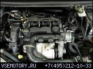 ДВИГАТЕЛЬ FORD FOCUS MK2 1.6 TDCI 2005Г. В СБОРЕ