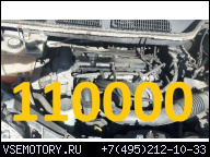 FORD FOCUS MK2 C-MAX ДВИГАТЕЛЬ 1.6 B 100 PS 110000TYS