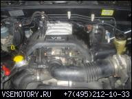 ДВИГАТЕЛЬ OPEL FRONTERA B 3.2 V6 2000Г.