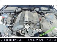 BMW E39 520 M54B22 M54 B22 2XVANOS ДВИГАТЕЛЬ W МАШИНЕ