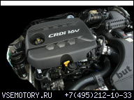 Б/у двигатель G4FD 1 6 GDI 14 Hp для Hyundai - купить