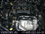 ДВИГАТЕЛЬ FORD FOCUS MK2 C-MAX 1.6 TDCI 109 KM