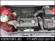 ДВИГАТЕЛЬ VW POLO 9N FOX IBIZA III FABIA 1.2 6V BMD
