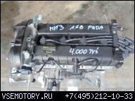 FORD FOCUS MK3 ДВИГАТЕЛЬ 1.6 БЕНЗИН PNDA C-MAX MONDE