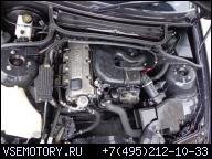 ДВИГАТЕЛЬ BMW 316I 318I E46 1.9 M43 БЕНЗИН