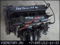FORD FOCUS ДВИГАТЕЛЬ 1, 6 ZETEC SE 2002Г.