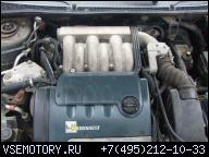 ДВИГАТЕЛЬ RENAULT LAGUNA I ПОСЛЕ РЕСТАЙЛА 3, 0 V6 110 ТЫС.L7XB