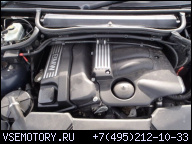 BMW E46 316 ДВИГАТЕЛЬ В СБОРЕ N42B18A