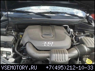 DODGE JEEP DURANGO ДВИГАТЕЛЬ 11, 12, 13 2011, 2012