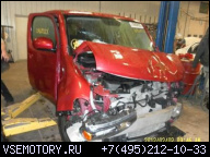 09 10 NISSAN CUBE ДВИГАТЕЛЬ (1.8L, VIN A, 4TH DIGIT, MR18DE), AT (CVT)
