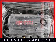 2862 ДВИГАТЕЛЬ TOYOTA CELICA 1ZZT52 1.8 16V 1ZZ-FE
