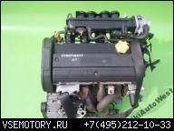 ROVER 25 45 MG ZR ZS ДВИГАТЕЛЬ 1.4 16V