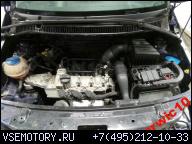VW POLO 9N FOX IBIZA III FABIA 1.2 6V BMD ДВИГАТЕЛЬ