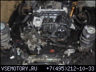 VW POLO / FOX ДВИГАТЕЛЬ 1.4 8V ГАРАНТИЯ