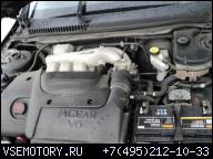 ДВИГАТЕЛЬ JAGUAR X-TYPE 2.5 V6 196KM 2002Г.