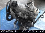 ДВИГАТЕЛЬ 1.9 TDI 110 Л.С. VW GOLF IV AUDI A3 00Г. ASV