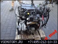 ДВИГАТЕЛЬ RENAULT MASTER OPEL MOVANO 2.3 DCI 2011-