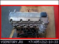 ДВИГАТЕЛЬ 1.9 M43 BMW E46 316I 220TYS. ГАРАНТИЯ