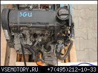ДВИГАТЕЛЬ BGU 1.6 AUDI VW SKODA SEAT