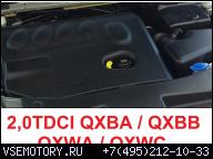 ДВИГАТЕЛЬ FORD S-MAX C-MAX GALAXY MK3 FOCUS 2, 0TDCI