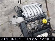 ДВИГАТЕЛЬ 3.0 V6 L7X E731 RENAULT LAGUNA II 123 ТЫС