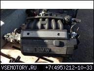 BMW E39 ДВИГАТЕЛЬ БЕЗ НАВЕСНОГО ОБОРУДОВАНИЯ 520 M52
