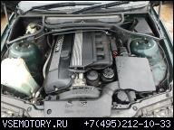 ДВИГАТЕЛЬ BMW E46 E39 E60 320 520 M54B22 170 Л.С. 124TYS