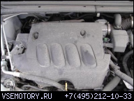 ДВИГАТЕЛЬ 09 SENTRA 2.0L 4TH VIN DIGIT A CALIFORNIA EMISSIONS