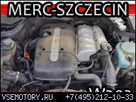 ДВИГАТЕЛЬ MERCEDES W202 W210 C220 CDI OM611.960