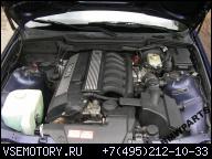 BMW E36 E39 ДВИГАТЕЛЬ M52B20 VANOS 1X 320I 520I ГОЛЫЙ