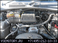 JEEP CHEROKEE LIBERTY KJ ДВИГАТЕЛЬ 3.7 V6 02-05