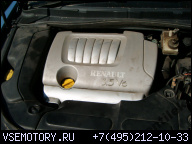 ДВИГАТЕЛЬ RENAULT VEL SATIS 3.5 V6 132TYS KM