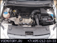 ДВИГАТЕЛЬ W МАШИНЕ 1.2 BMD VW POLO FOX IBIZA FABIA