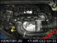 ДВИГАТЕЛЬ FORD FOCUS C-MAX 1.6 TDCI G8DB 109 Л.С. 122TYS