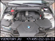 ДВИГАТЕЛЬ BMW E46 316I 316TI N42 VALVETRONIC ПОСЛЕ РЕСТАЙЛА 95