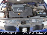 ДВИГАТЕЛЬ SEAT LEON I TOLEDO II VW AUDI 1.6 8V SR AKL