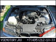 ДВИГАТЕЛЬ BMW E46 M43TU M43 1, 9 316I 118KM POMORSKIE
