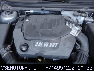 ДВИГАТЕЛЬ 08 09 MALIBU SATURN VUE PONTIAC G6 AURA ALLURE, 3.6L 8TH VIN DIGIT 7