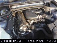 ДВИГАТЕЛЬ BMW E46 316 318 I M43 1.9 160 ТЫС FV