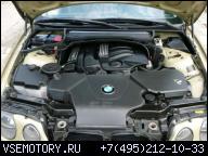 BMW E46 316I N42B18A ДВИГАТЕЛЬ В СБОРЕ