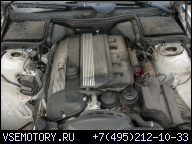 ДВИГАТЕЛЬ 226S1 M54B22 BMW E39 E46 E60 2.0 B 170 Л.С.