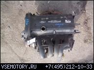 FORD FOCUS MK1 98-04 ДВИГАТЕЛЬ 1, 6 16V ZETEC S