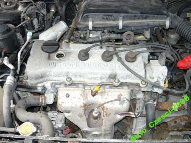 Двигатель NISSAN ALMERA 1.4 бензин.