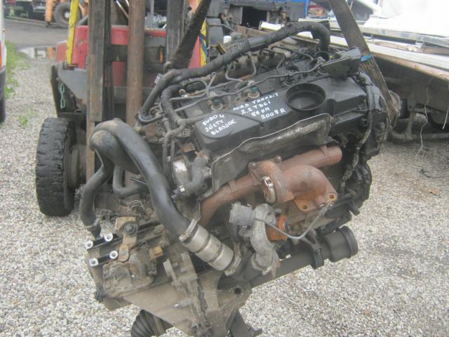 двигатель форд транзит 2007
