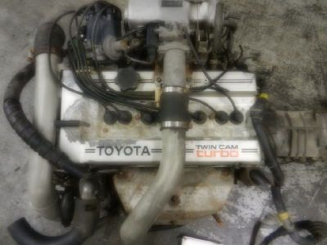 Toyota corona по запчастям