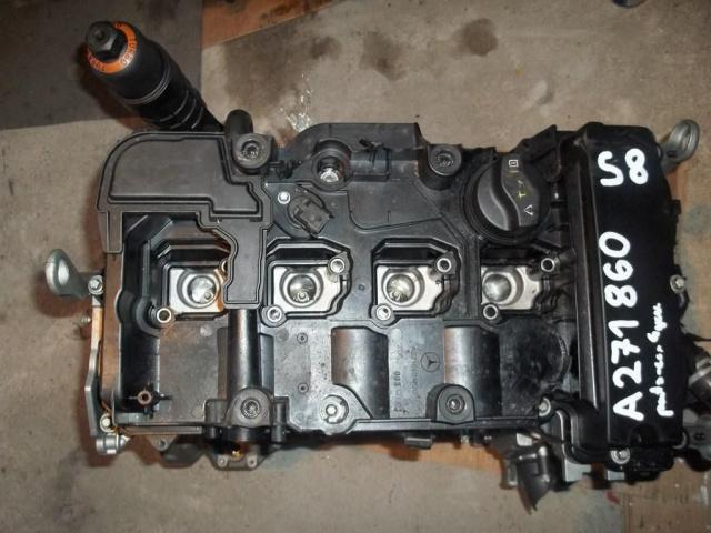 мерседес 271860 двигатель пропуски зажигания после 1500 оборотах