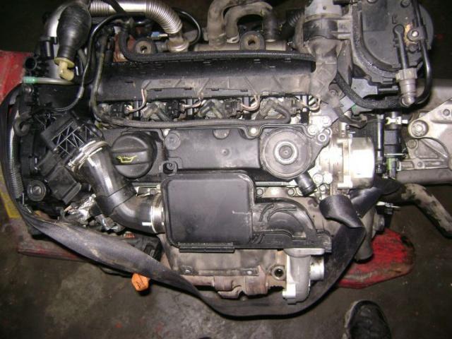 citroen c2 двигатель 1.4
