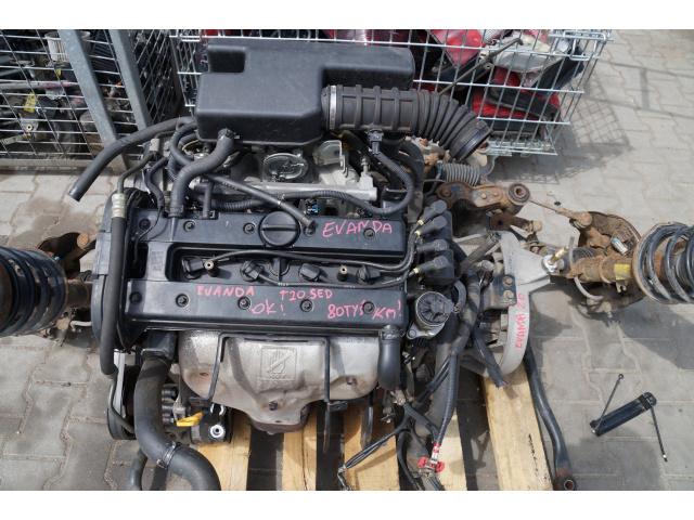 двигатель t20sed от chevrolet evanda