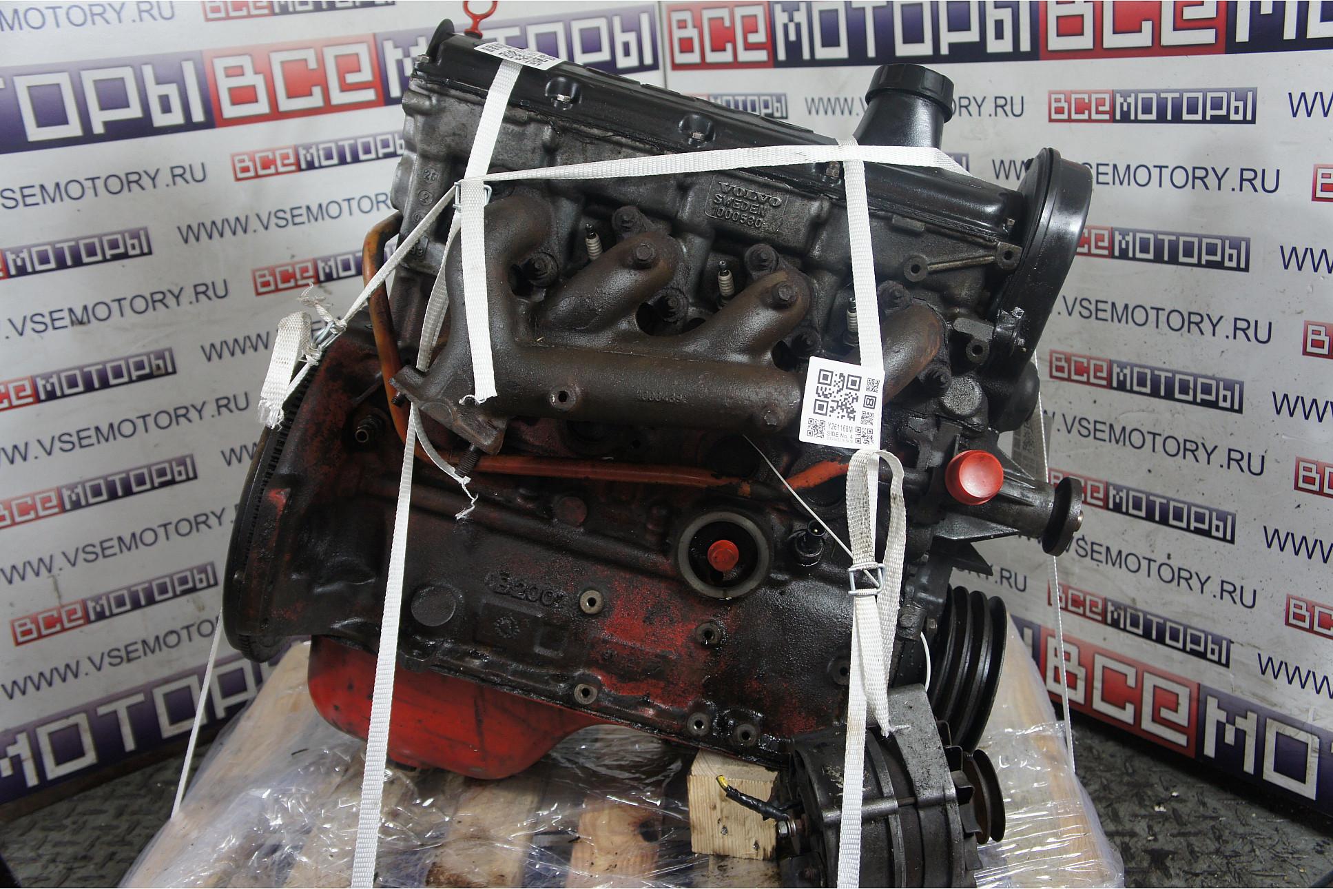 двигатель б 200 вольво